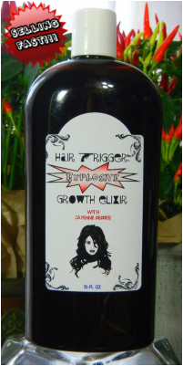 Hair Trigger Explosive Growth Elixir-16 oz