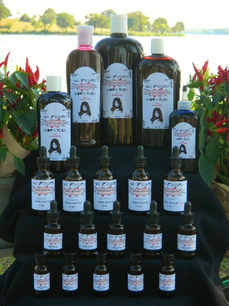 Hair Trigger Explosive Growth Full Product Line
