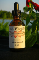 Hair Trigger Garlic Booster Herbal Tincture